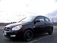 2007 Hyundai Accent Coupe
