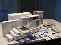 Brother Innovis 900D Sewing/Embroidery Machine w/software