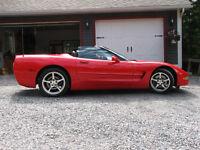 2001 Chevrolet Corvette LS1 Convertible