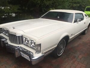 1975 Ford Thunderbird 10 500$
