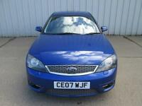 2007 FORD MONDEO ST 2.2 TDCI 155 ( SIV ) DIESEL LEATHER NEW WHEELS