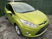 2010 FORD FIESTA 1.2 ZETEC WITH ONLY 29371 MILES