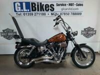 Harley-Davidson FXDCI DYNA SUPER GLIDE CUSTOM 12 MONTHS WARRANTY