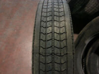 PNEUS NEUF ET RÉCHAPÉES 11R22.5 &11R24.5 NEW AND RETREADED TIRES