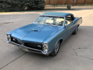 Looking for INFO on my 1967 GTO convertible