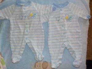 Preemi boys wear for twins or just have extras