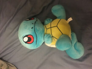 Pokemon Squirtle plushy...