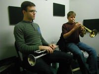 Trumpet, Trombone, French Horn, Baritone & Tuba Lessons