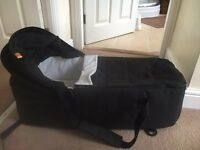 Carry cot for lunamix travel system