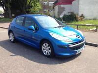 2007 Peugeot 207 1.4 16v S 5dr