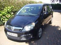Vauxhall/Opel Zafira 1.6i 16v ( a/c ) 2006MY Life
