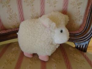 toutou mouton Russ , 6 pouces de long