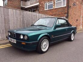 1991 BMW 3 Series 318I CONVERTIBLE LHD E30 1.8 2dr 116K