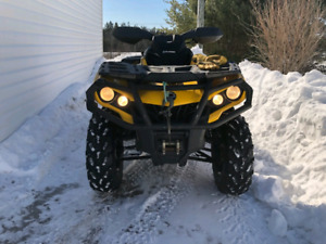 2014 Can Am 500Outlander