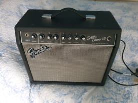 Fender Super Champ XD Amplifier.