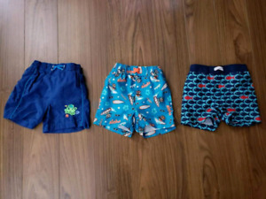 6-12 Mth Boys SWIM TRUNKS