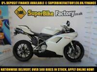 2010 10 DUCATI 848 850CC 0% DEPOSIT FINANCE AVAILABLE