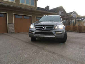 2012 Mercedes-Benz GL-Class 350 SUV, Crossover