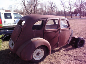 1951 Ford Prefect 4 dr.body