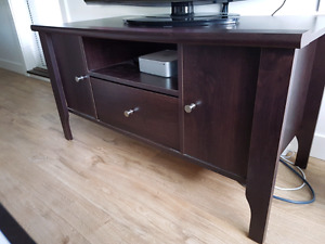 """41.5"""" TV Stand Espresso *PICK UP ONLY *"""