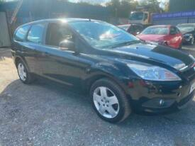 2008 Ford Focus estate 16 petrol i ( 115ps ) Zetec july 2021 mot