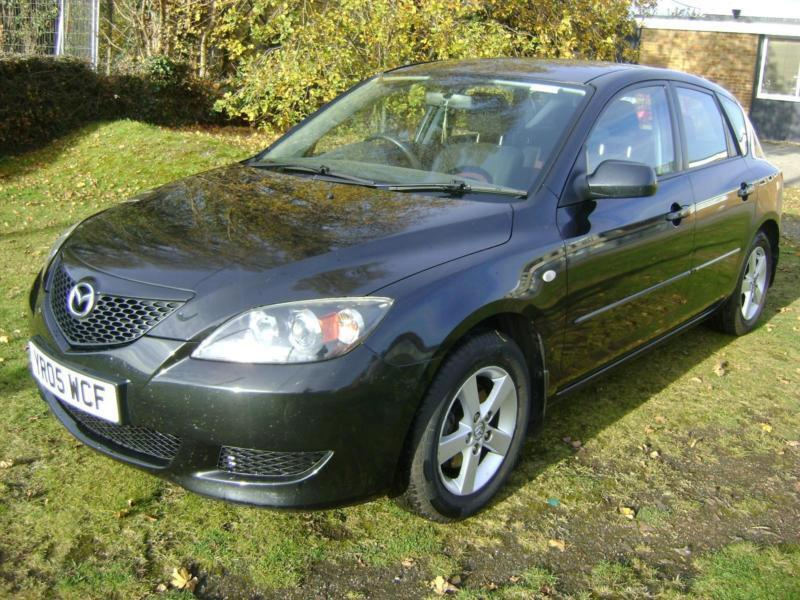 Mazda Mazda3 1 6 Auto Ts Fourteen Services In Halfway