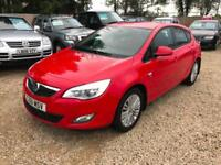 Vauxhall/Opel Astra 1.7CDTi 16v ( 110ps ) ecoFLEX ( s/s ) Excite