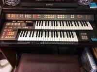 Kawai SR4 Digital Electronic Piano Organ Keyboard Piano Midi Synth