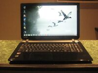 """15.6"""" Toshiba Laptop w/ Warranty, AMD A10, 12GB RAM, 1TB HDD"""