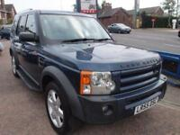 2006 LAND ROVER DISCOVERY 2.7 3 TDV6 HSE 5D AUTO 188 BHP DIESEL