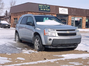 2005 Chevy equinox AWD