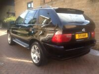 2003 53 BMW X5 3.0 d SPORT FULLYLOADED 4x4 Px welcome