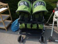 Zooper Tango Double Stroller