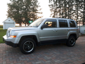 2014 Jeep Patriot 4WD North Edition