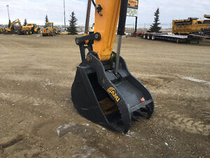 Brand new excavator thumbs supplied & installed