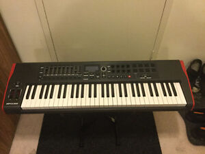Novation Impulse 61 MIDI keyboard controller London Ontario image 1