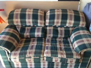 Couch/Hide A Bed For Sale