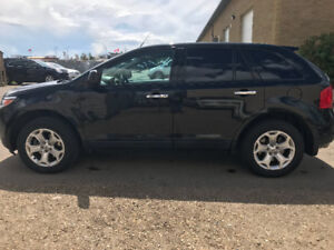 2011 FORD EDGE SEL AWD HAS 193477 KMS LEATHER LOADED !