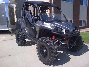 **** The Ulitimate 2014 Can-Am Commander Limited ****