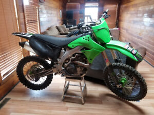 2009 KX 450 GOOD SHAPE NEED GONE!!