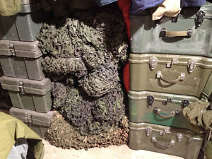 CDN MILITARY SURPLUS, 100's OF ITEMS