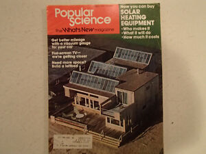 Vintage Popular Science Magazine March 1975 GC