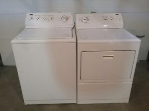Kenmore Elite Washer and Dryer FREE Delivery