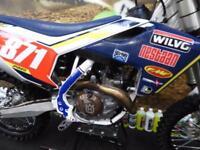 Husqvarna FC 450 Motocross Bike
