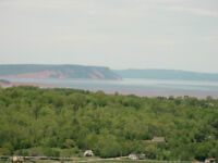 """""""Gaspereau Valley Panoramic views of Valley and Blomidon"""""""