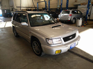 1998 JDM Subaru Forester Turbo