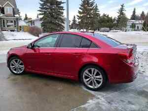 2012 Cruze LT with RS Package