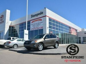 2012 Toyota RAV4 4WD 4DR V6 LIMITED W/LEATHER