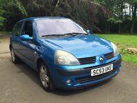 Renault Clio 1.2 dynamique 2003