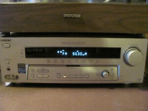 Sony Receiver Amplifier
